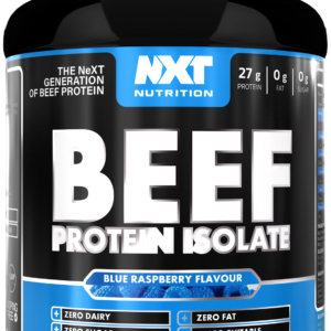 nxt nutrition beef protein tub