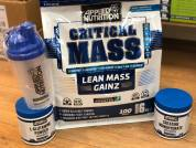 Applied nutrition - critical mass bundle