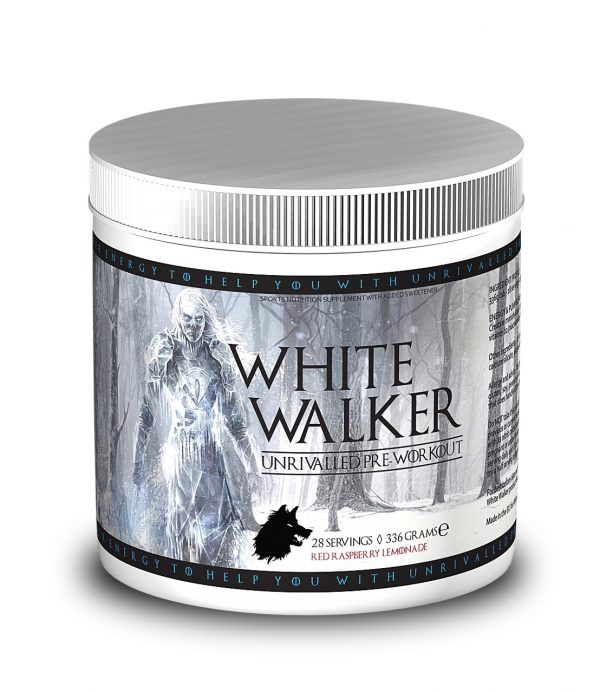 White Walker pre-workout. NEW NEW!!!
