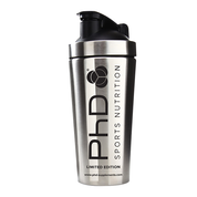 PHD - Stainless steel shaker